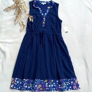 Modcloth Navy Dress size small